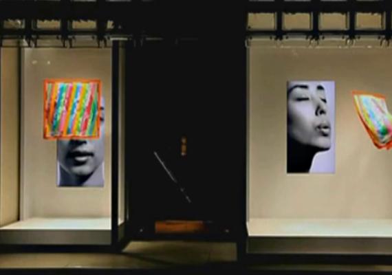 玻璃投影-玻璃成像-全息玻璃投影