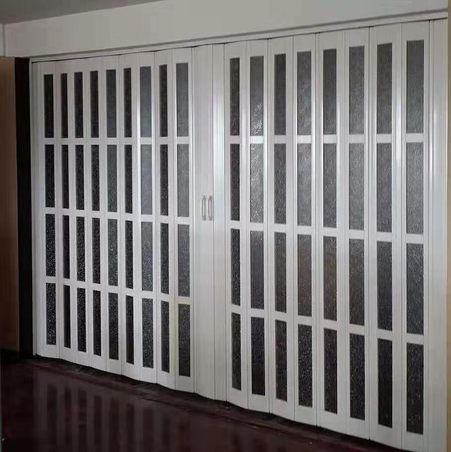 渭南pvc折叠门