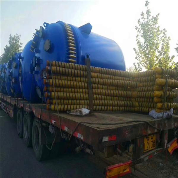 优良二手搪瓷反应釜供应商推荐-二手3吨搪瓷反应釜