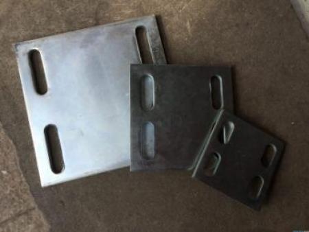 陕西定制桥梁预埋钢板的价格 希达 永年生产厂家