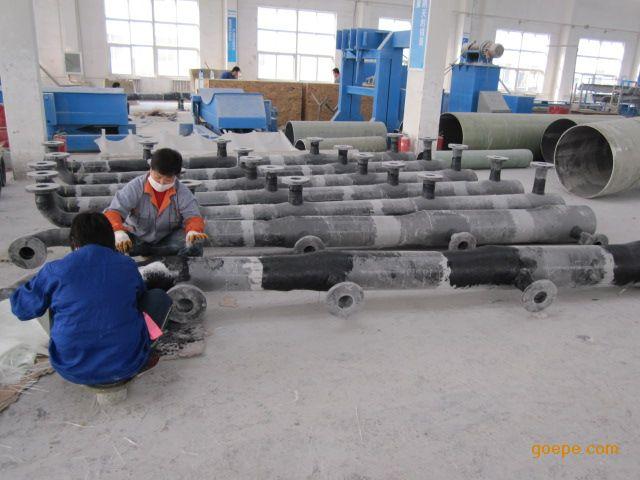 出售脱硫浆液管道-河北智凯玻璃钢批发脱硫浆液管道