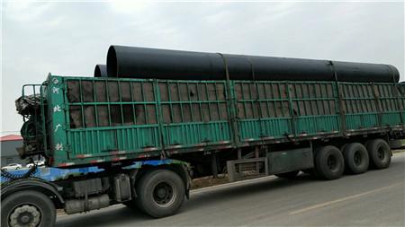排污直缝焊管Q235B碳钢