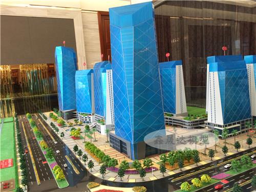 南寧售樓展示模型_制作建筑模型就找鑫晟達模型