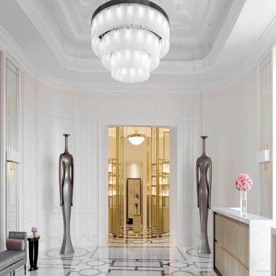 河南歐式酒店裝修設計 朗廷酒店裝修設計 鄭州歐式酒店裝修公司