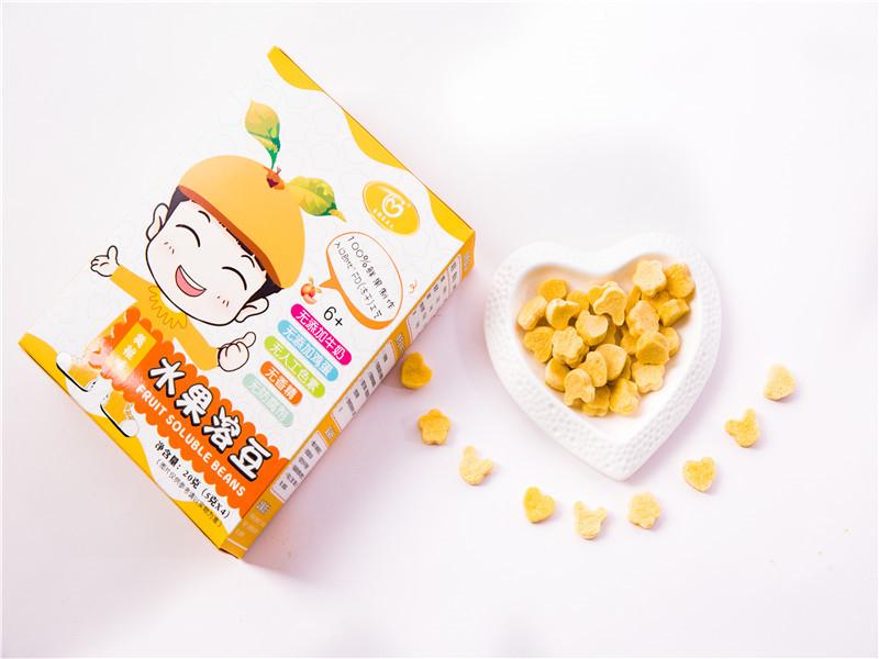 宝宝冻干水果-铁岭品质好的水果溶豆哪里买