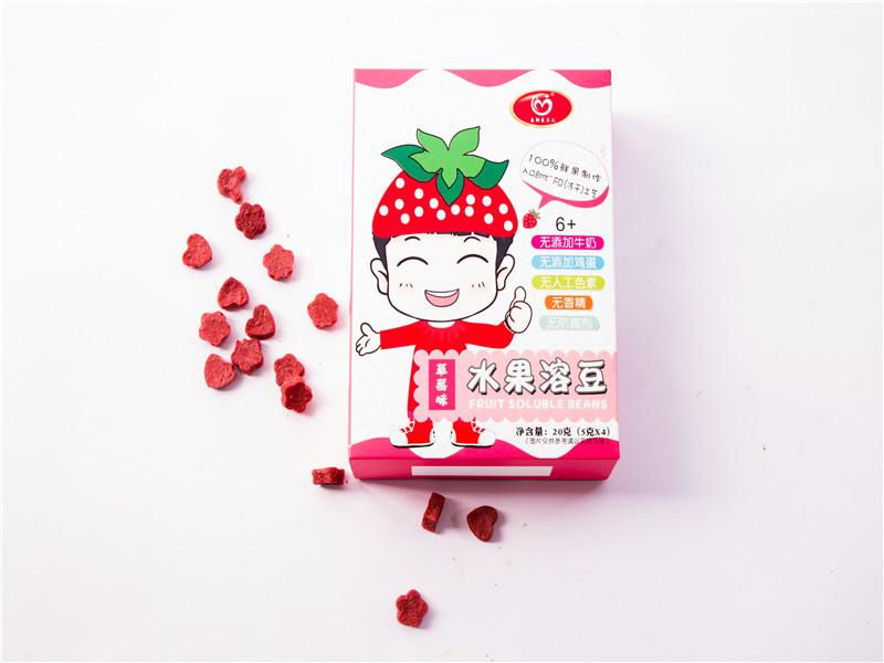 宝宝冻干水果-精装水果溶豆哪里有卖