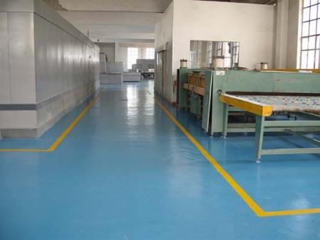 大連幼兒園環保地面設計施工|地坪漆施工公司