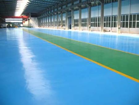 地坪漆施工_锦州名匠装饰装修公司_专业可靠_大连混凝土固化地面施工