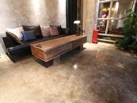 錦州名匠裝飾裝修公司優良復古地坪漆供應商,錦州休閑場地地面設計施工