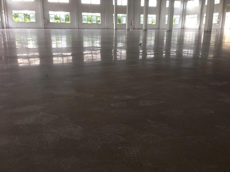 錦州混凝土地麵硬化處理_新穎創意的水泥地麵翻新