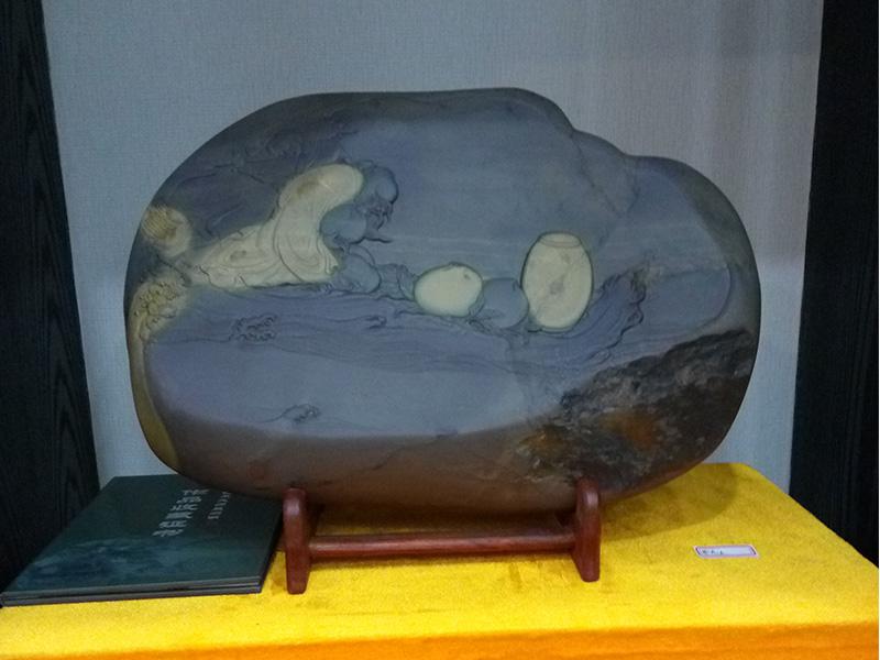 端砚老坑价格-哪里可以买到创新的老坑端砚石