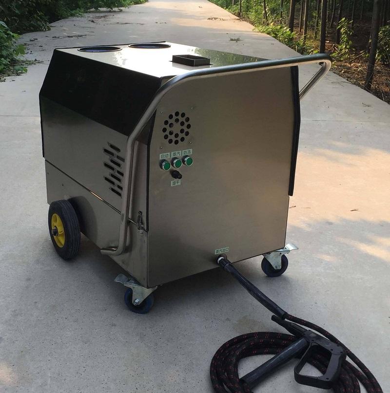 鄭州哪里有賣得好的柴油蒸汽清洗機-柴油蒸汽清洗機價格