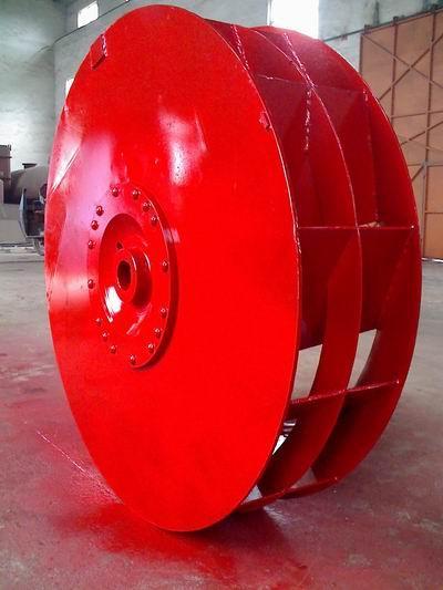 山东济风环保设备专用引风机,耐磨,噪音低,煤矿引风机。