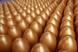 喜慶金蛋廠家-供應西安專業的金蛋