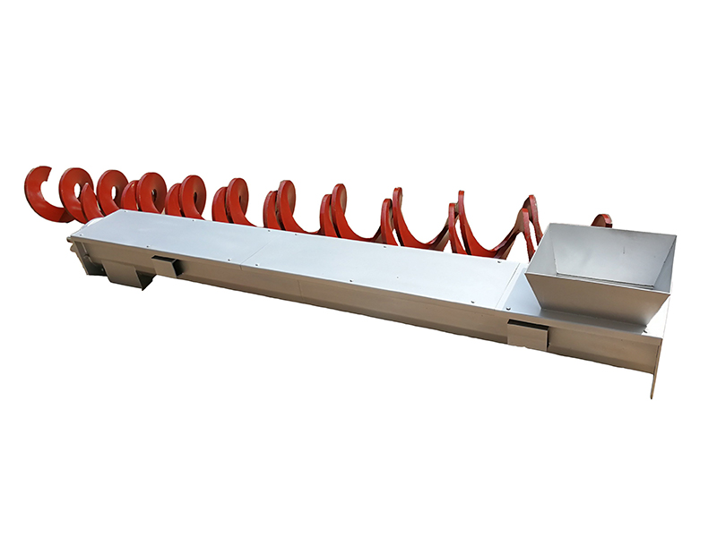 無軸螺旋輸送機報價-無軸螺旋輸送機多少錢