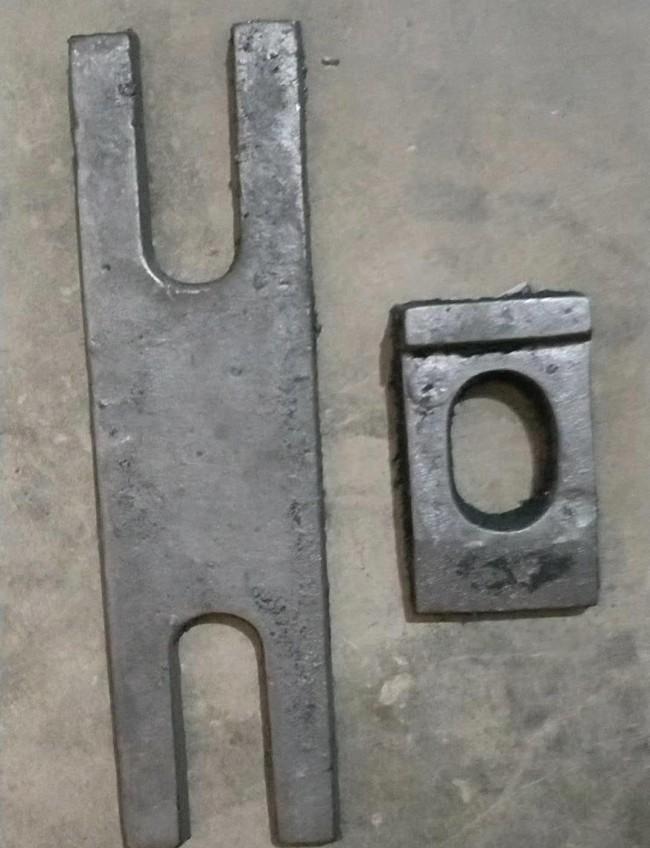 矿山水泥轨枕压板 物超所值的水泥轨枕天骄铁路器材供应