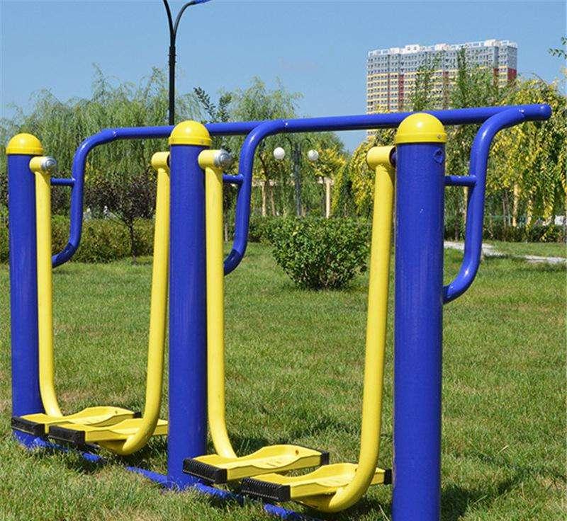 公园健身器材厂商_什么样的健身路径耐用