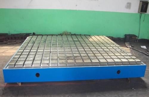 泊头创威焊接平板的质量怎么样
