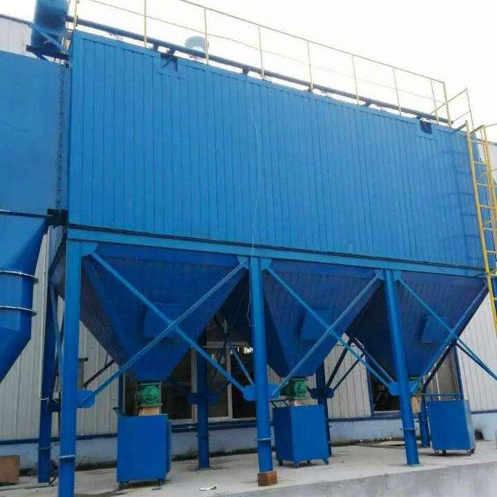DDF大型反吹袋式除尘器厂家及价格 华强超值优惠