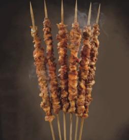 味嚼大肉串