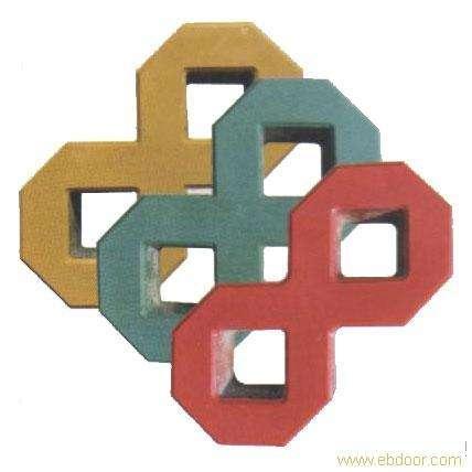 青海彩砖广场砖模具-供应甘肃好质量的兰州彩砖模具