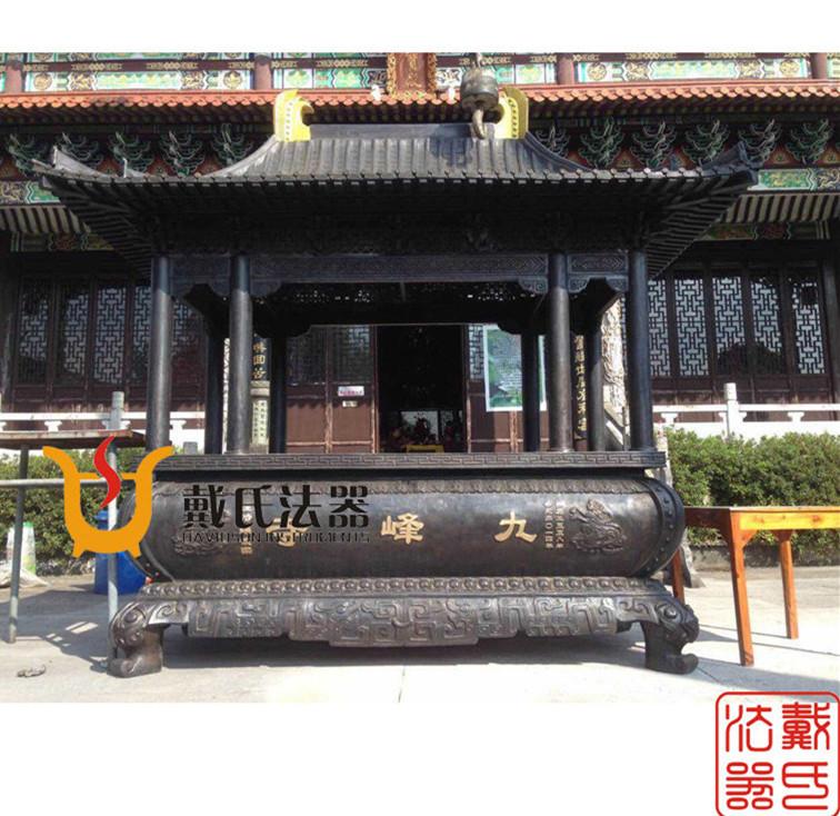寺庙香炉哪家好,八龙柱铜香炉,寺院烧纸炉