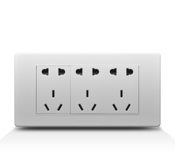 佛山86型家用型开关插座-怎样才能买到高质量的家用墙壁开关插座