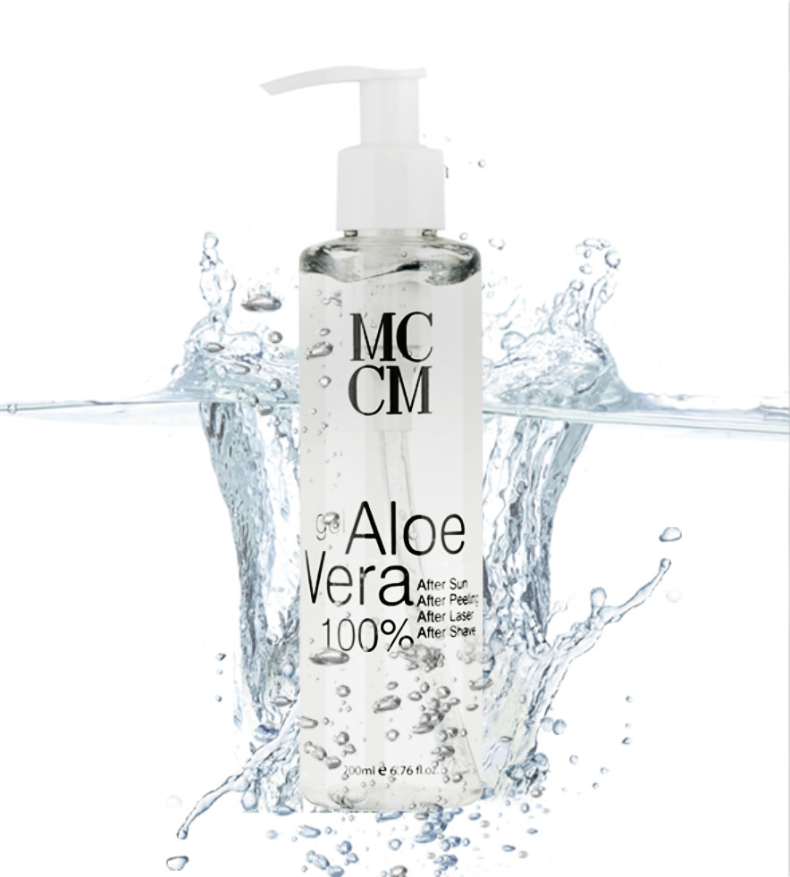 MCCM保濕修復蘆薈膠