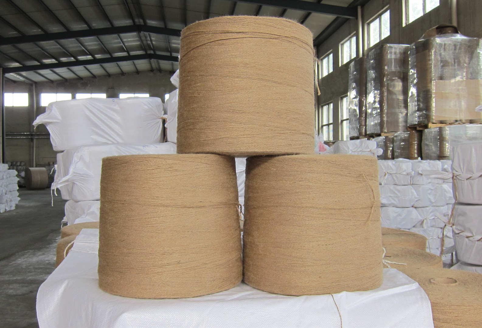 黄麻纱线市场行情|可靠的黄麻纱线供应商