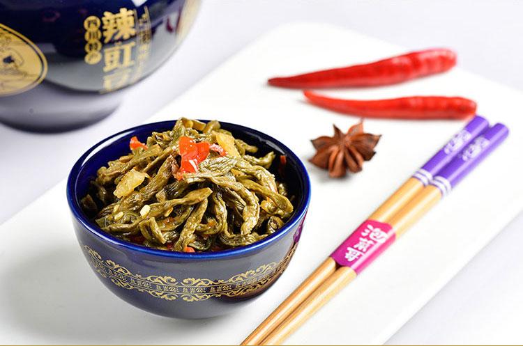 泡菜哥专业供应价格实惠的风味辣豇豆,天津泡菜哥风味辣豇豆