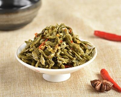 成都好的风味辣豇豆供应商推荐_隆昌泡菜哥