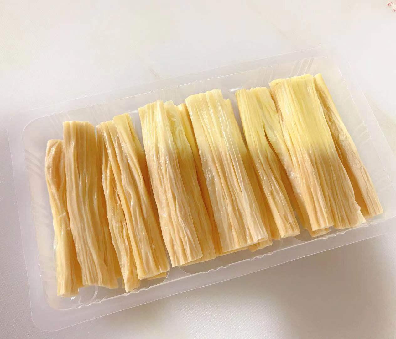 山东鲜腐竹供应|泰安鲜腐竹批发