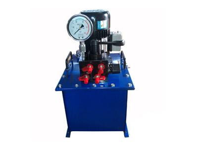 九洲液压供应高压电动泵 24v液压泵站生产厂家图片