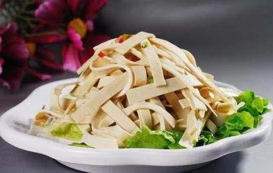泰安豆油皮價格-買豆腐皮就來沂水縣益豆加豆制品廠