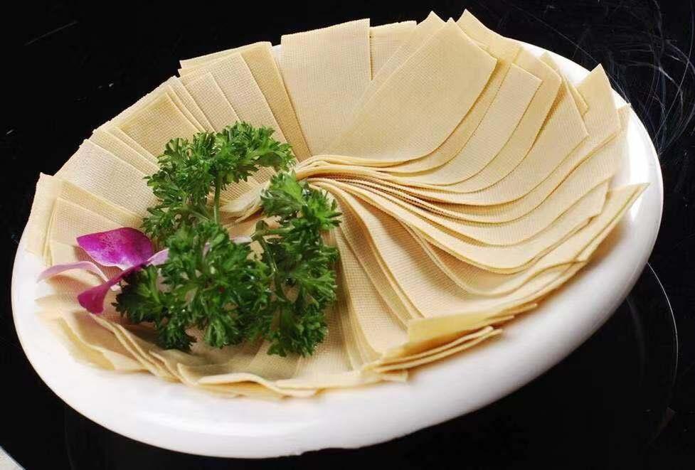 泰安腐竹价格-买豆腐皮就来沂水县益豆加豆制品厂