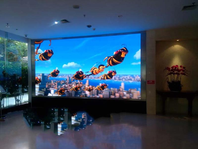 LED显示屏多少钱|显视光电科技_专业哈尔滨LED显示屏销售商