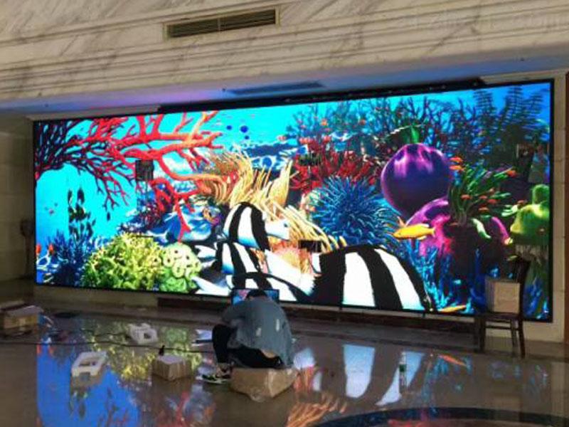哈爾濱LED小間距屏安裝|供應銷量好的哈爾濱LED顯示屏