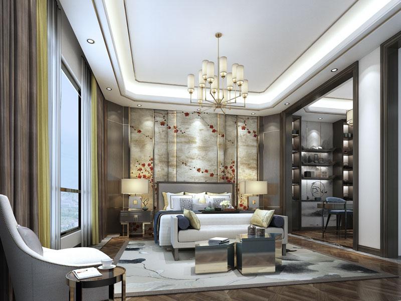 廣州軟裝工程哪家好/家裝樣板房軟裝設計方案/八元素軟裝