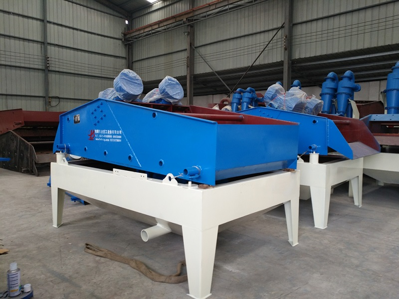 洗砂脱水一体机设备-郑州优良的洗砂脱水一体机出售