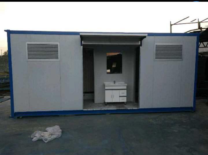 汉中移动厕所-陕西汉中集装箱移动厕所供应出售