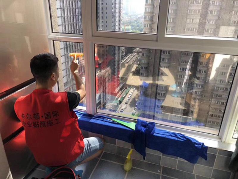 玻璃隔热节能膜报价-口碑好的玻璃隔热节能膜供应商当属至善建筑