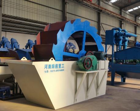 浙江輪式洗砂機價格-高性價輪式洗砂機供應信息
