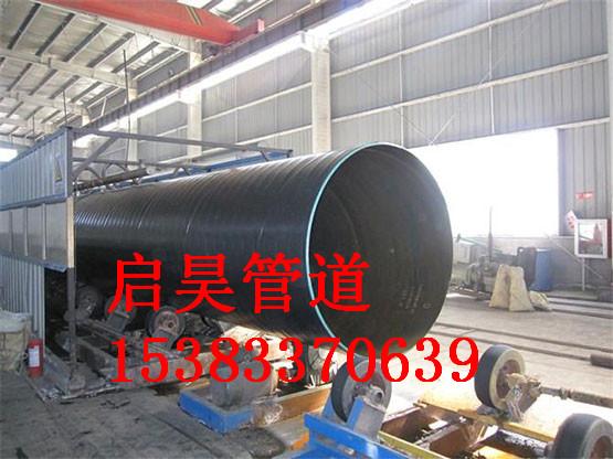 今日3PE-FBE环氧粉末防腐钢管价格