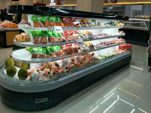 冷藏车生产厂家-耐用的西安冷柜供应