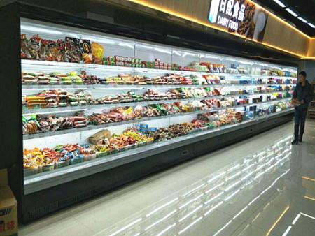 市场冷柜主要有哪些?
