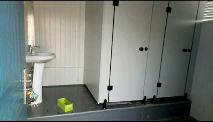 咸阳集装箱式移动厕所
