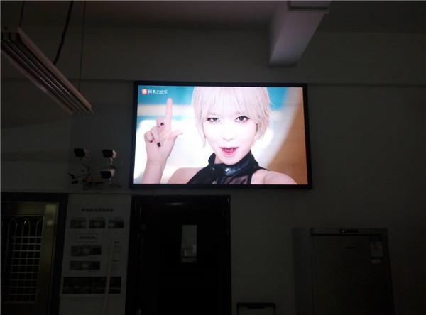 社区宣传LED屏