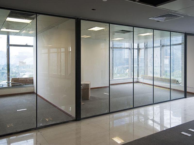 寧夏玻璃隔斷-辦公玻璃隔斷行情價格