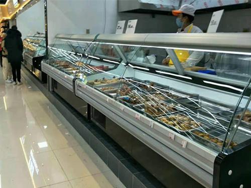 冷藏车生产厂家-圣飞冷链质量可靠的宝鸡冷藏柜出售