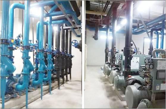 江门纺织厂特气管道工程